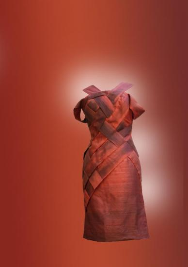 composition robe brique